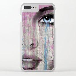 OMAHA Clear iPhone Case