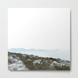 From Table Mountain V Metal Print