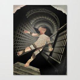 Kafka's Amerika Canvas Print