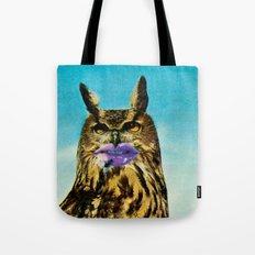 Owlgelina Jolie Tote Bag