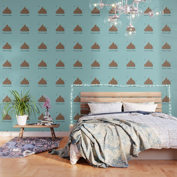Poonicorn Wallpaper