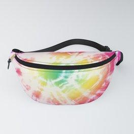 Tie-Dye Sunburst Rainbow Fanny Pack