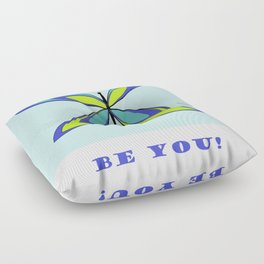 Be You Floor Pillow