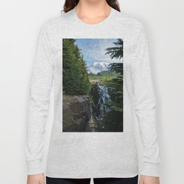 View from Paradise Long Sleeve T-shirt