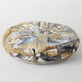 Georges Braque Pedestal Table Floor Pillow