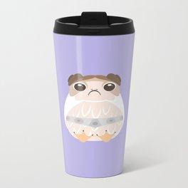 Porg Leia, Leia Porgana, Princess Leia, Leia Solo, General Organa, The Last Jedi Travel Mug