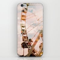 coachella iPhone & iPod Skins featuring Coachella by Tosha Lobsinger is my Photographer