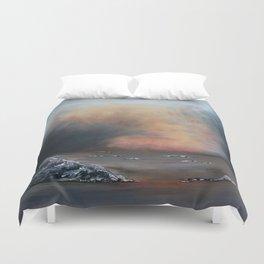 Iceland-GerlindeStreit Duvet Cover