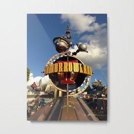 Tomorrowland Metal Print