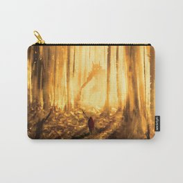 Let's wander in the forest... Carry-All Pouch