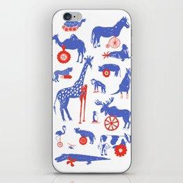 Animal Amputee's iPhone Skin