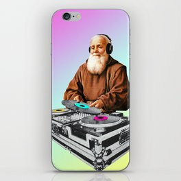 Dj Leopoldo iPhone Skin