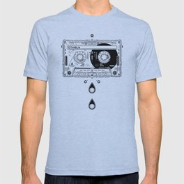 Snapped Up Market - Music T-shirt