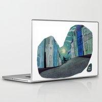 werewolf Laptop & iPad Skins featuring Werewolf by David Pavon