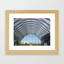 Anaheim Framed Art Print