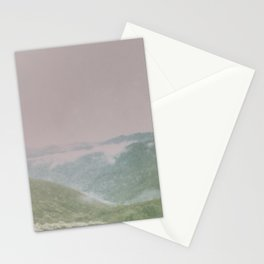 Chromatic Canyon Stationery Cards