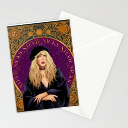 Stevie Nicks Tarot The High Priestess Stationery Cards