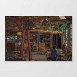 Bar Paniek Canvas Print