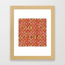 liquidity. Framed Art Print