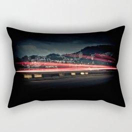 A rare firefly Rectangular Pillow