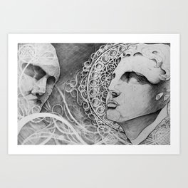Inheritance Art Print