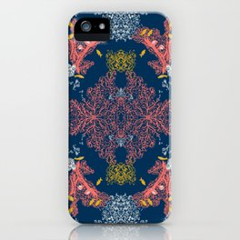 Living Coral Reef iPhone Case