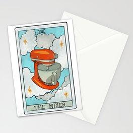 The Mixer | Baker's Tarot Stationery Cards
