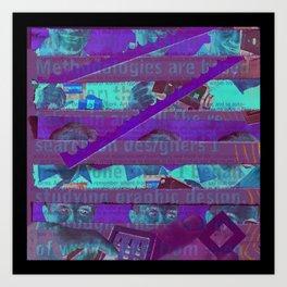 Methodologies Art Print