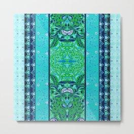 Green Dream - by Fanitsa Petrou Metal Print