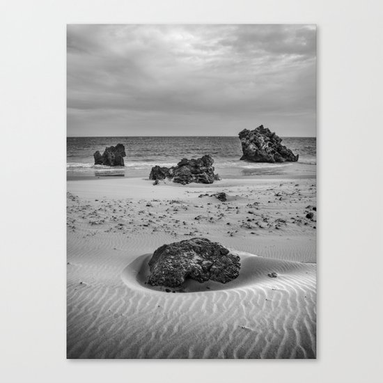 """Levante wind"" Canvas Print"