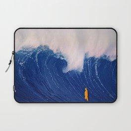 Blue Wave. Laptop Sleeve