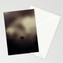 I Will Follow You Into The Dark Stationery Cards