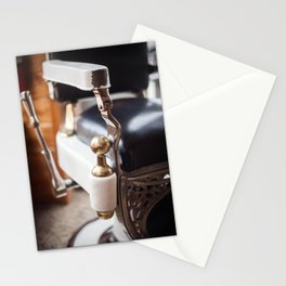 Barber's Chair Stationery Cards