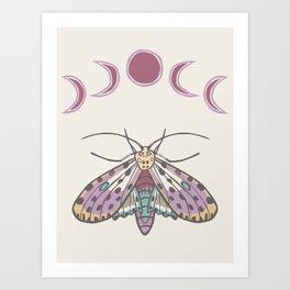 Gypsy Wings Art Print