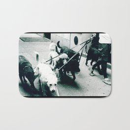 Dog Walker NYC  Bath Mat