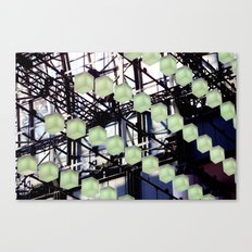Rhythm Cubes Canvas Print