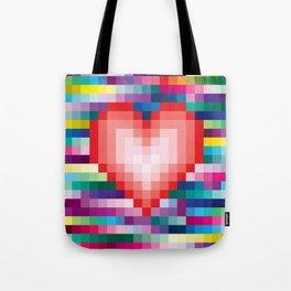 Mega ☐ Love Tote Bag