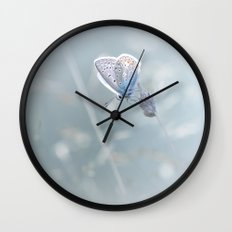 This doesn't feel like BLUES Wall Clock