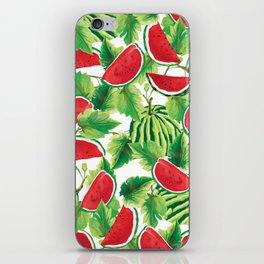 Fresh Watermelon iPhone Skin