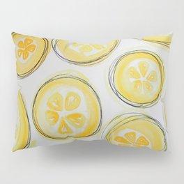 Lemon Pillow Sham