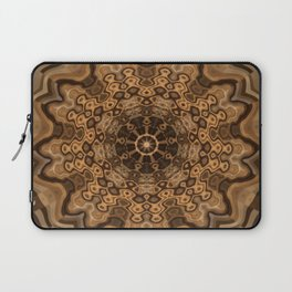 Sequential Baseline Mandala 33 Laptop Sleeve