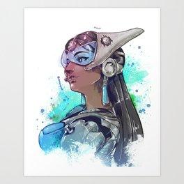 teleporter online Art Print