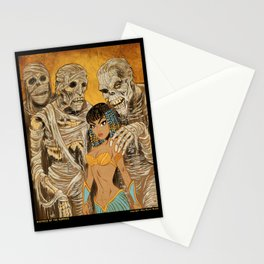 Mistress of the Mummies Stationery Cards