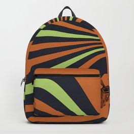 stripes and a girraffe Backpack