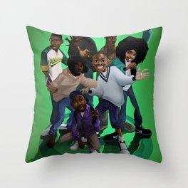 93 till Throw Pillow
