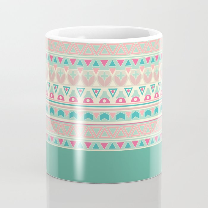 Ethnic , ornament , tribal 2 Coffee Mug
