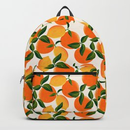 Oranges and Lemons Backpack