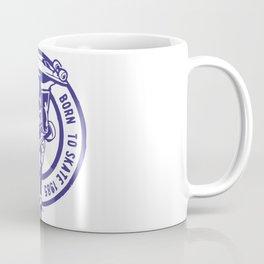 Skateboard Coffee Mug