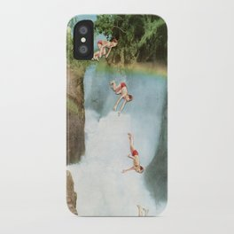 Diving Board iPhone Case