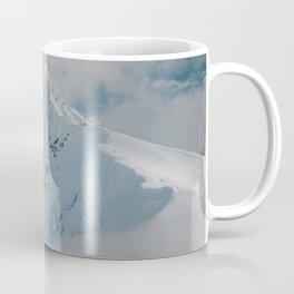 White peak - Landscape and Nature Photography Coffee Mug